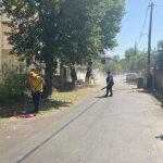 Παρεμβάσεις καθαριότητας στο Πάρκο του Λαού και στα Λιβάδια