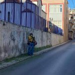 Συνολικές εργασίες καθαριότητας στις οδούς Κακαρά και Ρεγκούκου