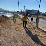 Εργασίες καθαριότητας στο Δέλτα και στη Χαϊνά