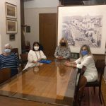 Συνάντηση της Δημάρχου Χαλκιδέων με το Θέατρο Χαλκίδας