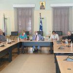 Στη διαβούλευση με θέμα «Επαγγελματική Εκπαίδευση και Κατάρτιση στο Νομό Ευβοίας» η Δήμαρχος Χαλκιδέων