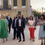 Στον Πανηγυρικό Εσπερινό της πολιούχου Αγίας Παρασκευής η Δήμαρχος Χαλκιδέων