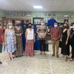 Στις εκθέσεις του 2ου Δημοτικού Σχολείου Νέας Αρτάκης η Δήμαρχος Χαλκιδέων