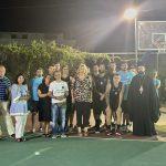 Η Δήμαρχος Χαλκιδέων στο 2ο Τουρνουά μπάσκετ 3on3 «Ραφαήλ Σκεμπές» : «Αυτό το τουρνουά μεταφέρει το ηχηρό μήνυμα της αγάπης για τη ζωή, τον συνάνθρωπο και τον αθλητισμό»