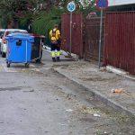 Παρεμβάσεις καθαριότητας στις περιοχές του Βούρκου και των Τένις