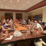 Σύσκεψη κι έκτακτα μέτρα πρόληψης στον Δήμο Χαλκιδέων, λόγω του ακραίου κινδύνου πυρκαγιάς - κατάσταση συναγερμού
