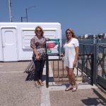 Τοποθετήθηκαν οι τρεις πρώτοι απινιδωτές σε σημεία του Δήμου Χαλκιδέων