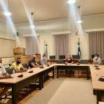 Συνάντηση της Δημάρχου Χαλκιδέων με κατοίκους της Νέας Κυζίκου
