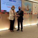 Πρωτιά για την ανακύκλωση απέσπασε ο Δήμος Χαλκιδέων στα Green Awards