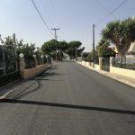 Ολοκληρώθηκαν οι εργασίες ασφαλτόστρωσης της κεντρικής οδού 28ης Οκτωβρίου στον Άγιο Νικόλαο Ληλαντίων